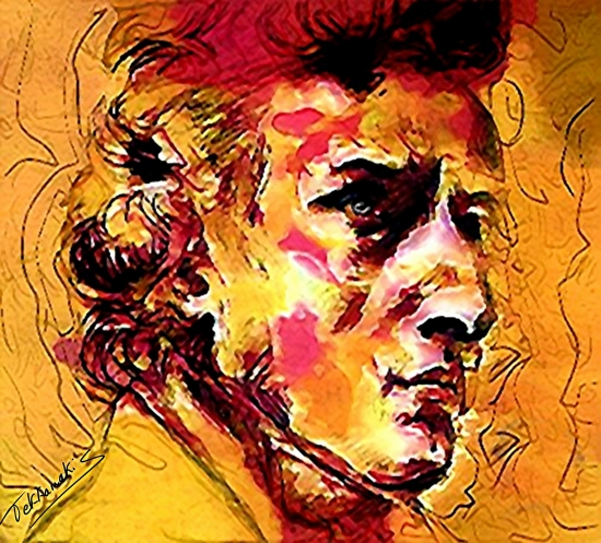 Frédéric Chopin par Tekkamaki